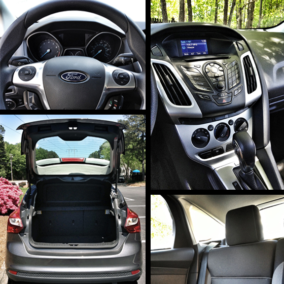 Review: 2013 Ford Focus SE