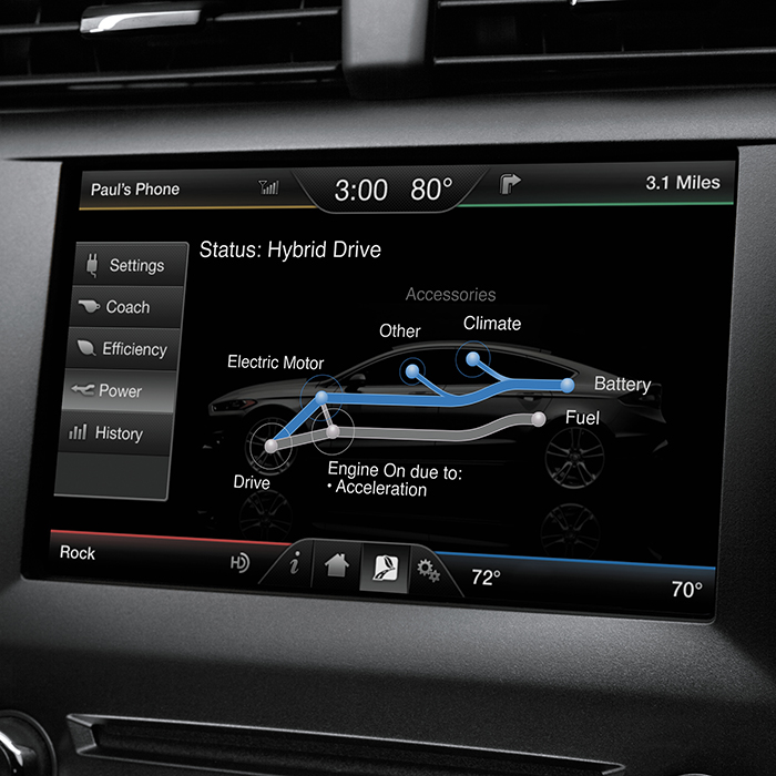 Review: 2014 Ford Fusion Energi Plug-In Hybrid SE