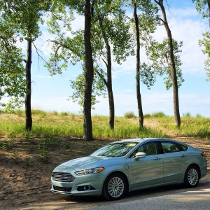 Ford Fusion Plug-In Hybrid Energi SE