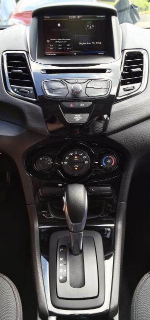 2014 Ford Fiesta 2