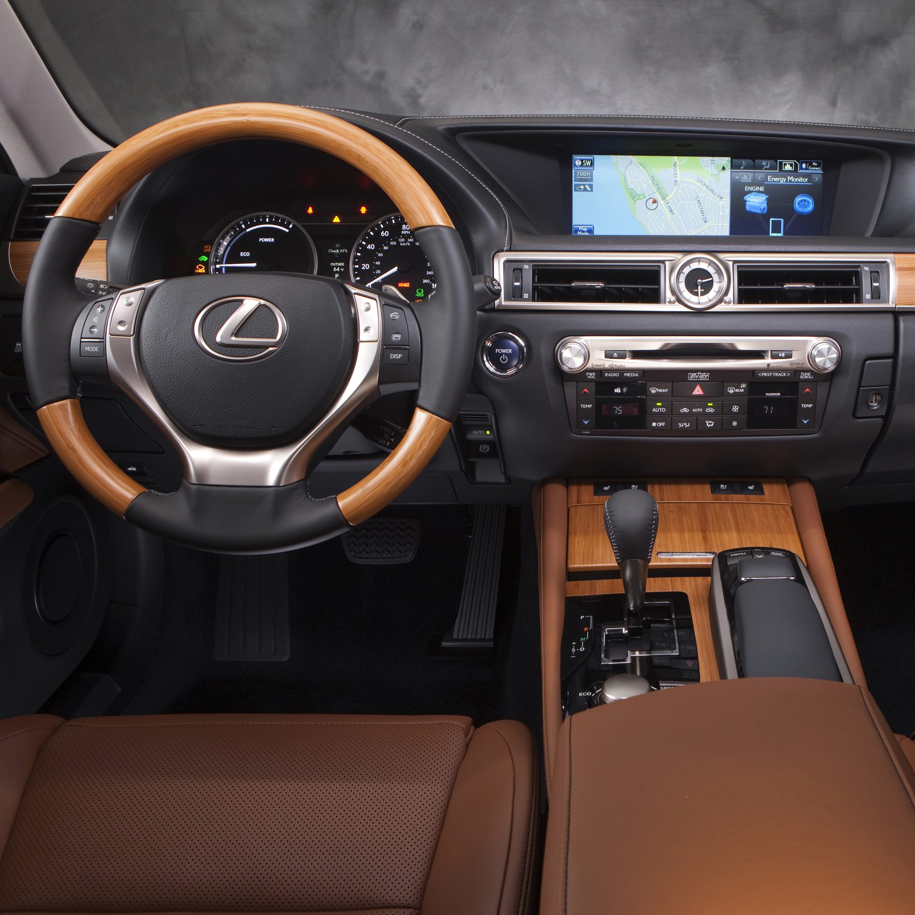 New Lexus GS 450h F SPORT Package Makes Sedan Driving Fun