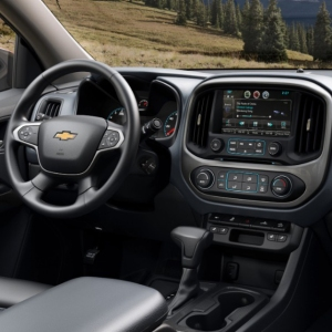 2015 Chevrolet Colorado 2