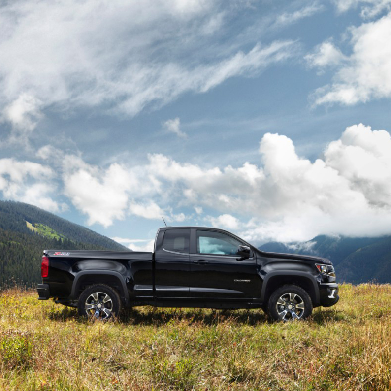 Chevrolet Colorado: Chevrolet's Colorado Made For Families With Weekend