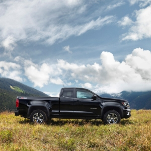 2015 Chevrolet Colorado 3