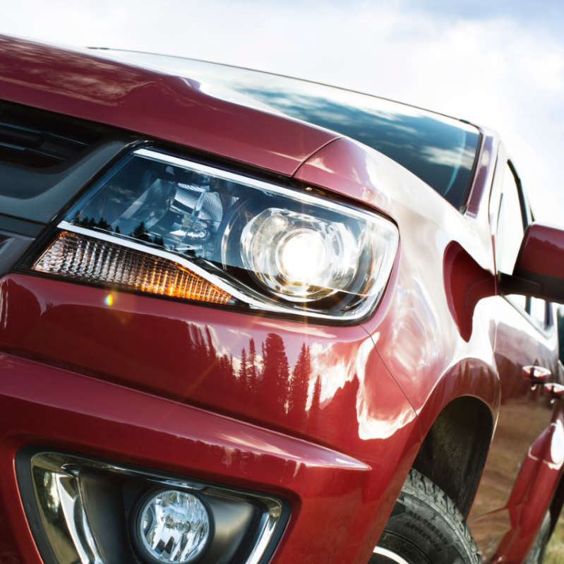 Colorado Z72: Chevrolet's Colorado Made For Families With Weekend