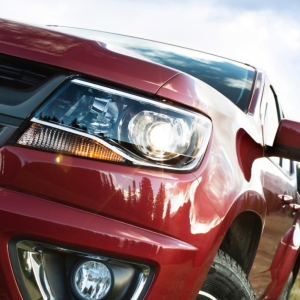 2015 Chevrolet Colorado 4