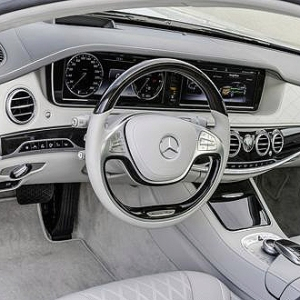 2015 Mercedes-Benz S550 Plug-In Hybrid