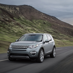Land Rover Discovery Spot