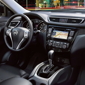 2015 Nissan Rogue 5