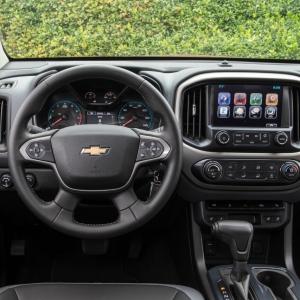 2015 Chevrolet Colorado 2