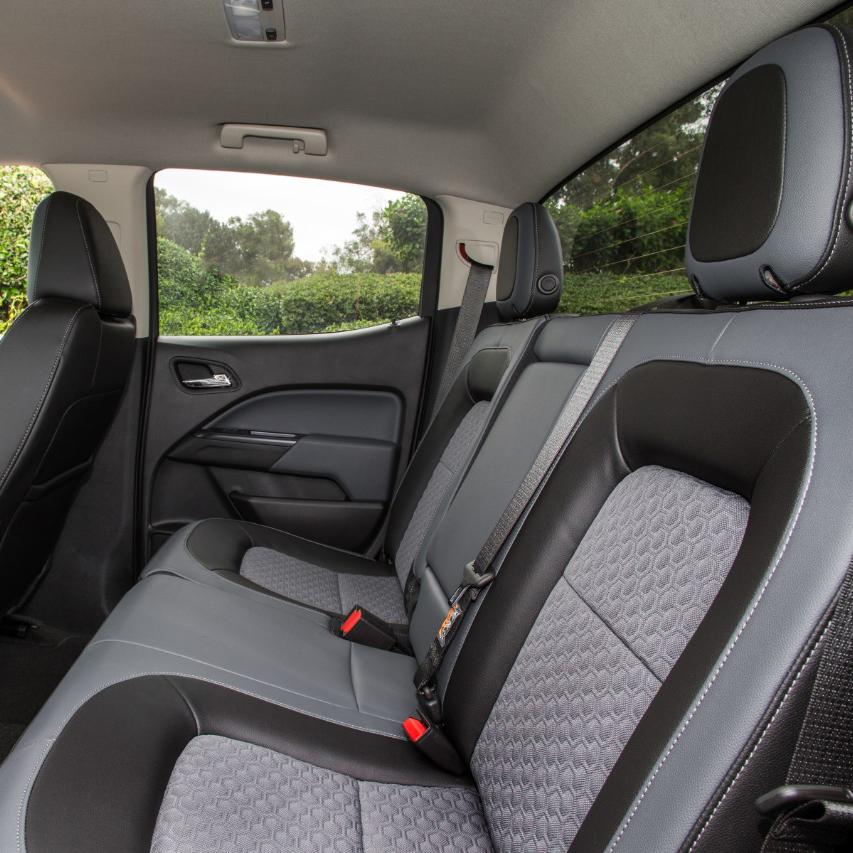 Colorado Z72: First Impressions: 2015 Chevrolet Colorado LT