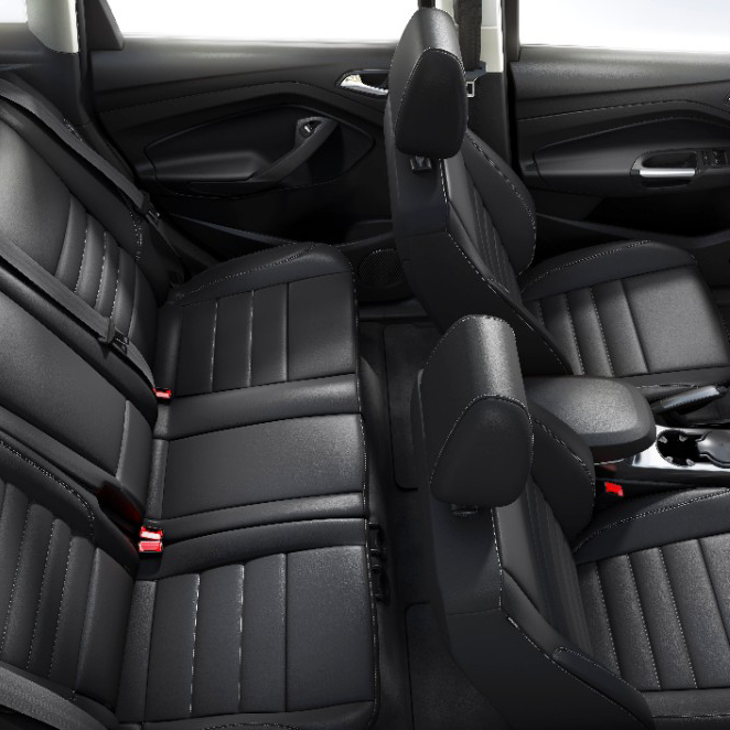 Ford C Max Leather Seats: Review: 2014 Ford C-Max Energi