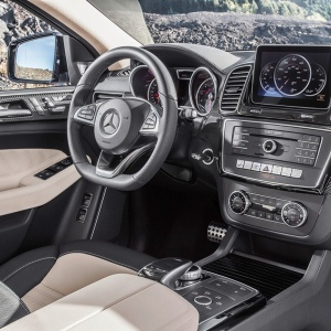Mercedes Benz 2016 GLE 4MATIC Coupe