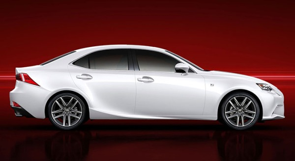 Review: 2015 Lexus IS 350 F SPORT AWD   Drive My Family