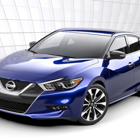 "Nissan apresenta nova geraÁ""o do sed"" Maxima no Sal""o do"