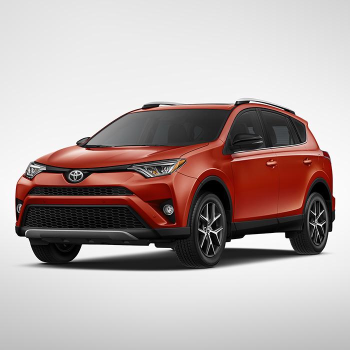 Toyota Refreshes RAV4 Based On Consumer Feedback