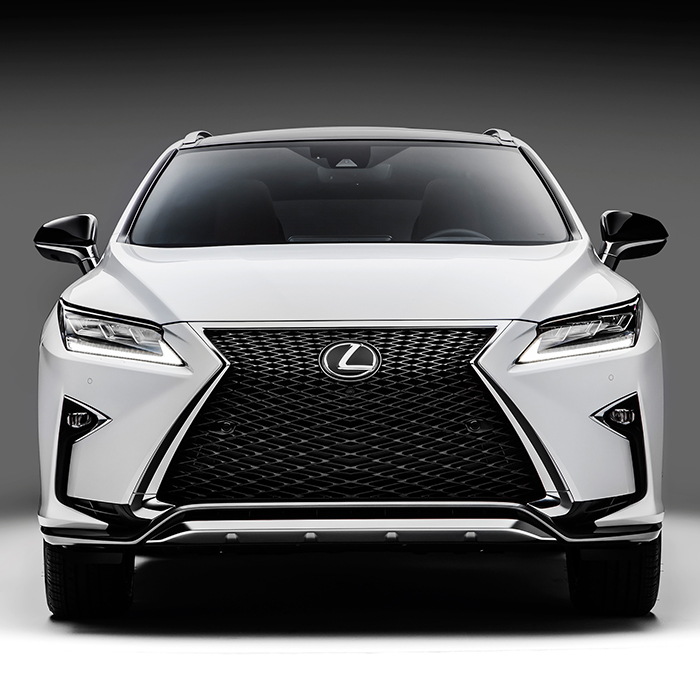 Lexus Rx 450h: Family-Friendly 2016 Lexus RX Debuts At New York