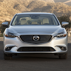 Mazda6 Front View