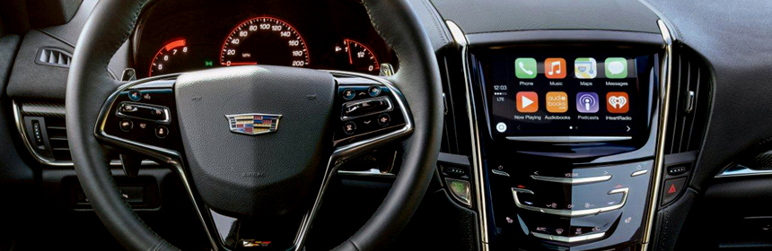 Cadillac Adds Apple CarPlay, Android Auto to 2016 Models | Drive My
