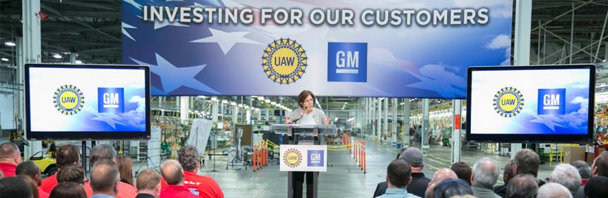 General Motors Investing 245 Million Adding 300 Jobs At
