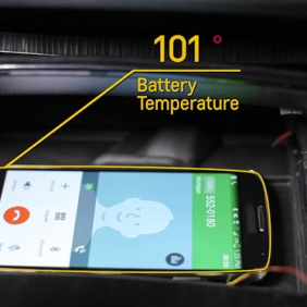 Active Phone Cooling