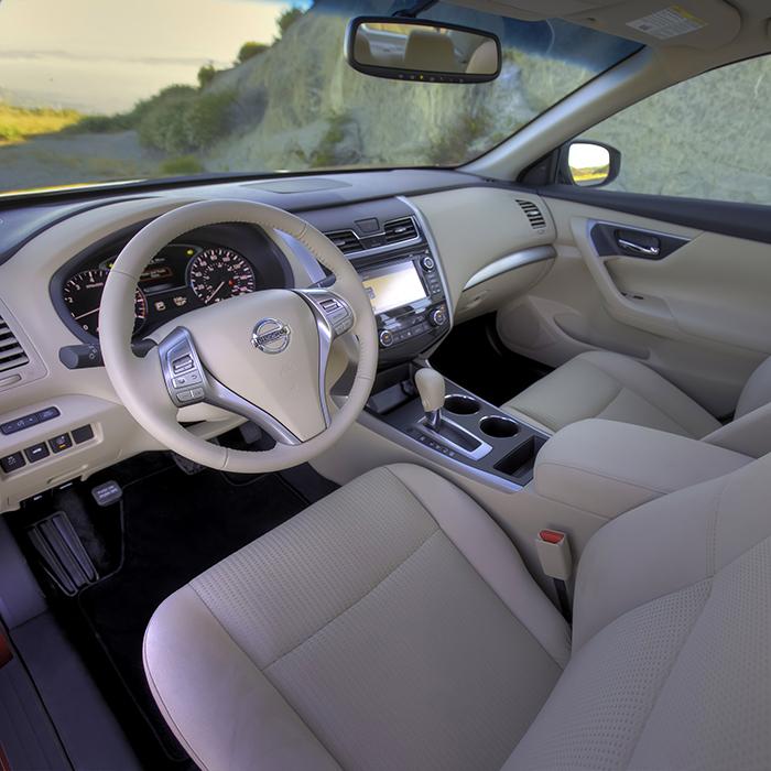 2016 Lexus Ct Interior: 2015 Nissan Altima