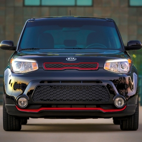 2016 Soul Red Zone Special Edition