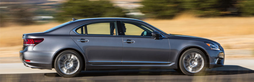 Research 2015                   LEXUS LS pictures, prices and reviews
