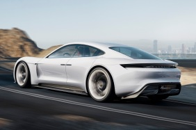 porsche-mission-e-concept-rear-three-quarters-in-motion