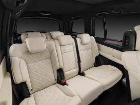 The new 2017 Mercedes-Benz GLS