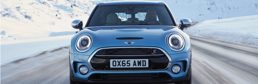 All New Mini Clubman All4 Offers All Wheel Drive Drive My Family