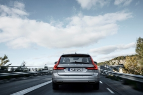 Volvo V90 Location Rear