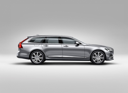 Volvo V90 Studio Profile