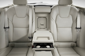 Volvo V90 Studio Interior Rear seats