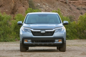 2017 Honda Ridgeline Debuts at 2016 North American International Auto Show.