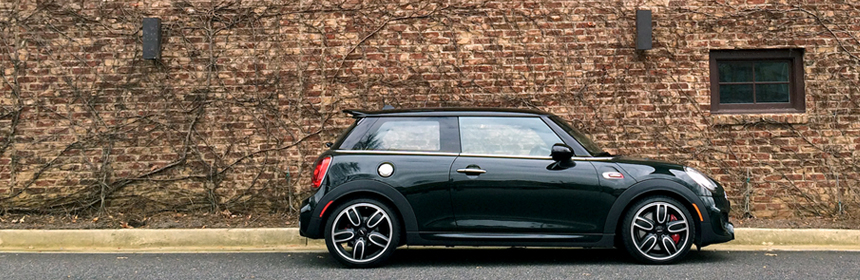 Review 2015 Mini John Cooper Works Hardtop Drive My Family