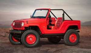 Jeep® Shortcut Concept