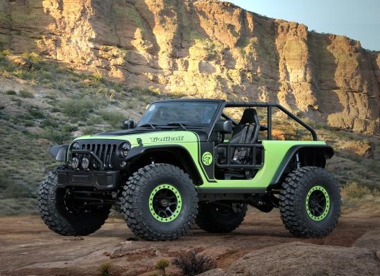 Jeep® Trailcat Concept